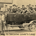 'What was to become Lover's Leap Cafe'