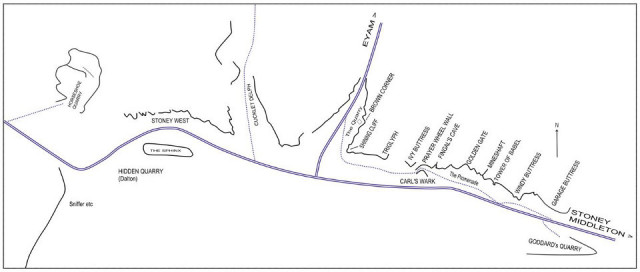 Climbing Map