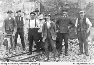 Goddards Quarry