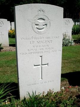 Headstone of John Newgent