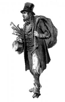 Scottish Peddler