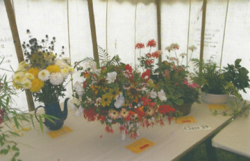 Stoney Middleton Horticultural Society