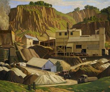 Derbyshire Quarry